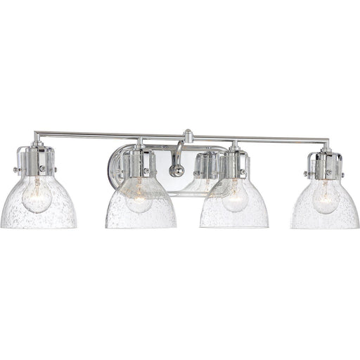 Minka Lavery 5724-77 4 Light Bathroom Vanity Light