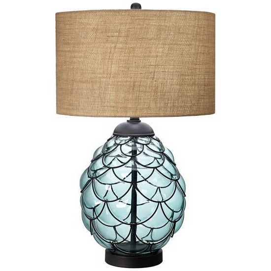 Pacific Coast Lighting 87-7578-51 Pacific Glass Table Lamp