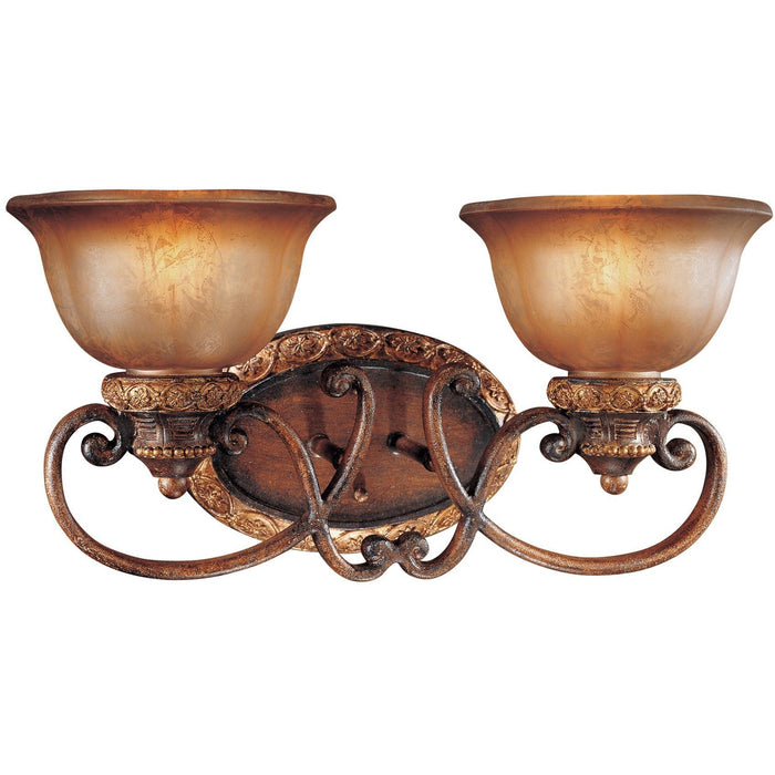 Minka Lavery 6352-177 Illuminati 2 Light Bathroom Vanity Light