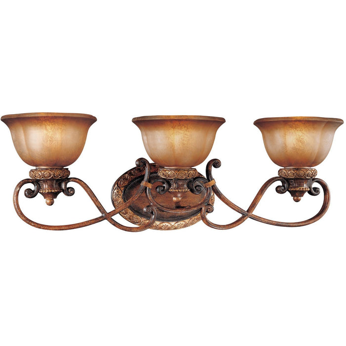 Minka Lavery 6353-177 Illuminati 3 Light Bathroom Vanity Light