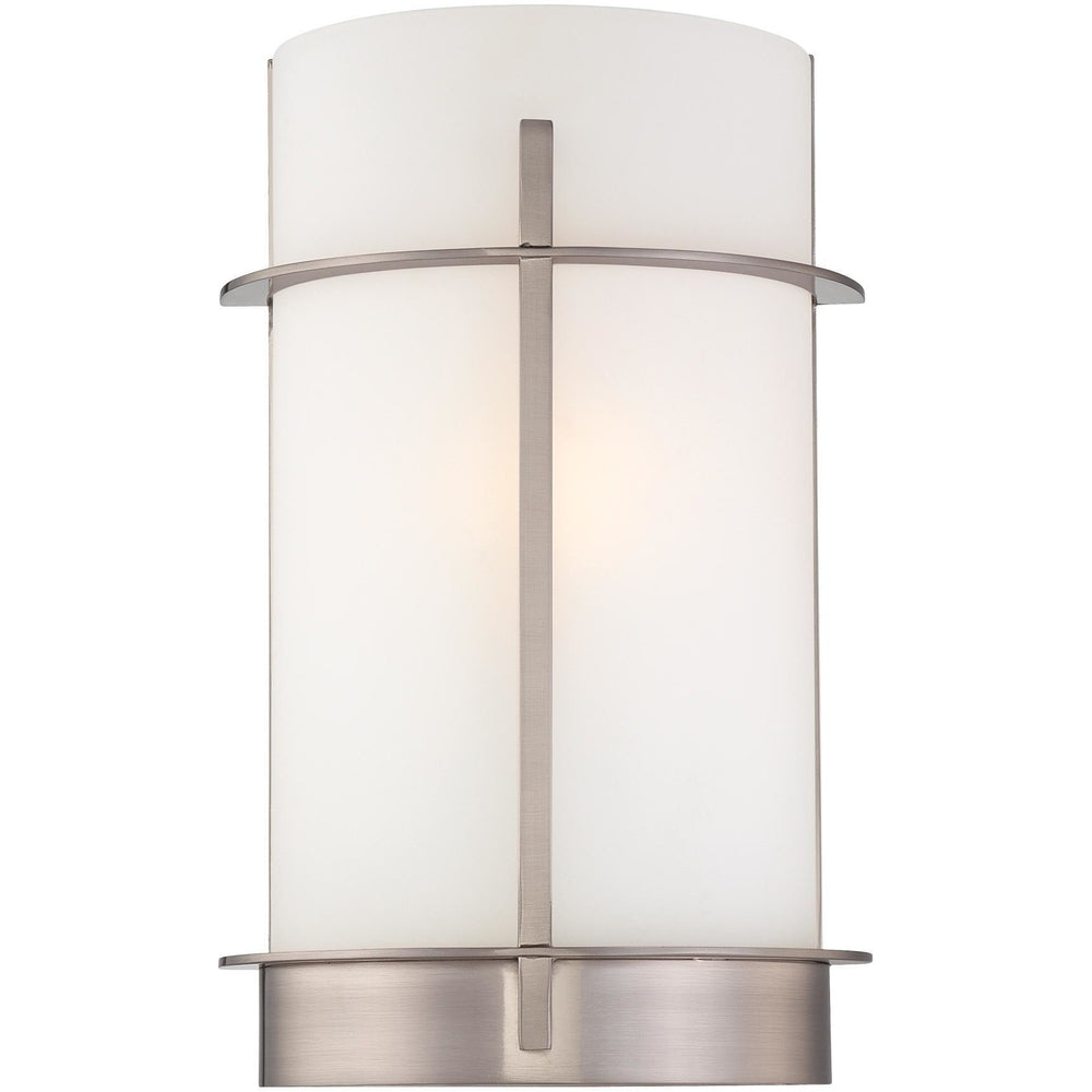 Minka Lavery 6460-84 1 Light Wall Light Sconce