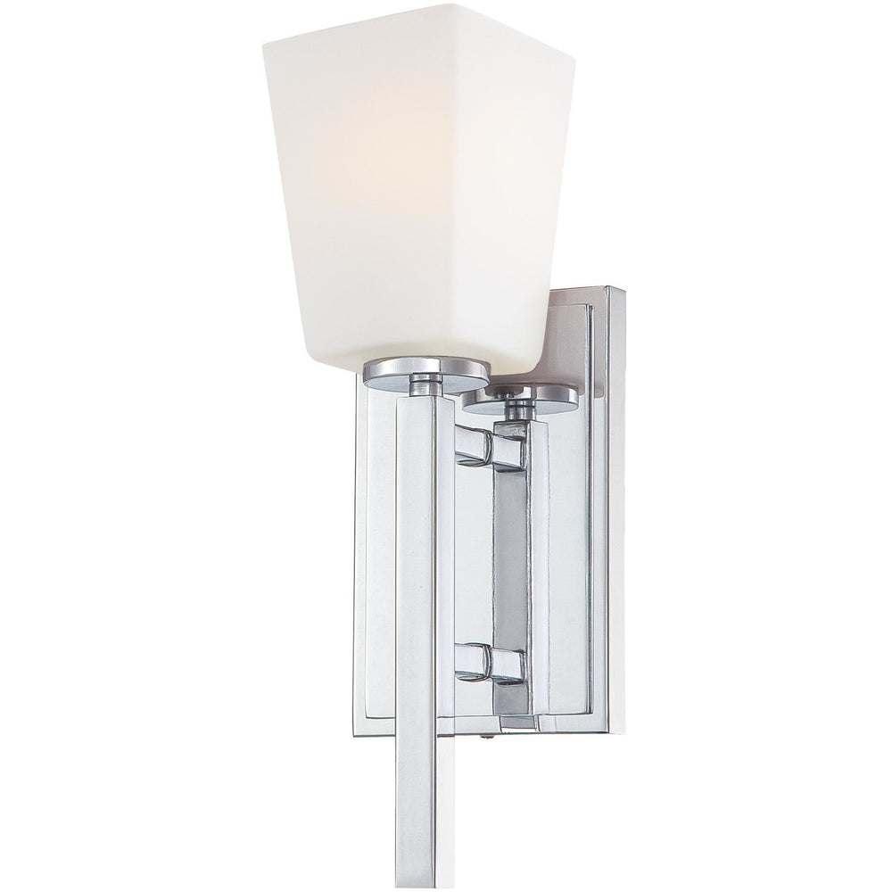 Minka Lavery 6540-77 City Square 1 Light Wall Light Sconce