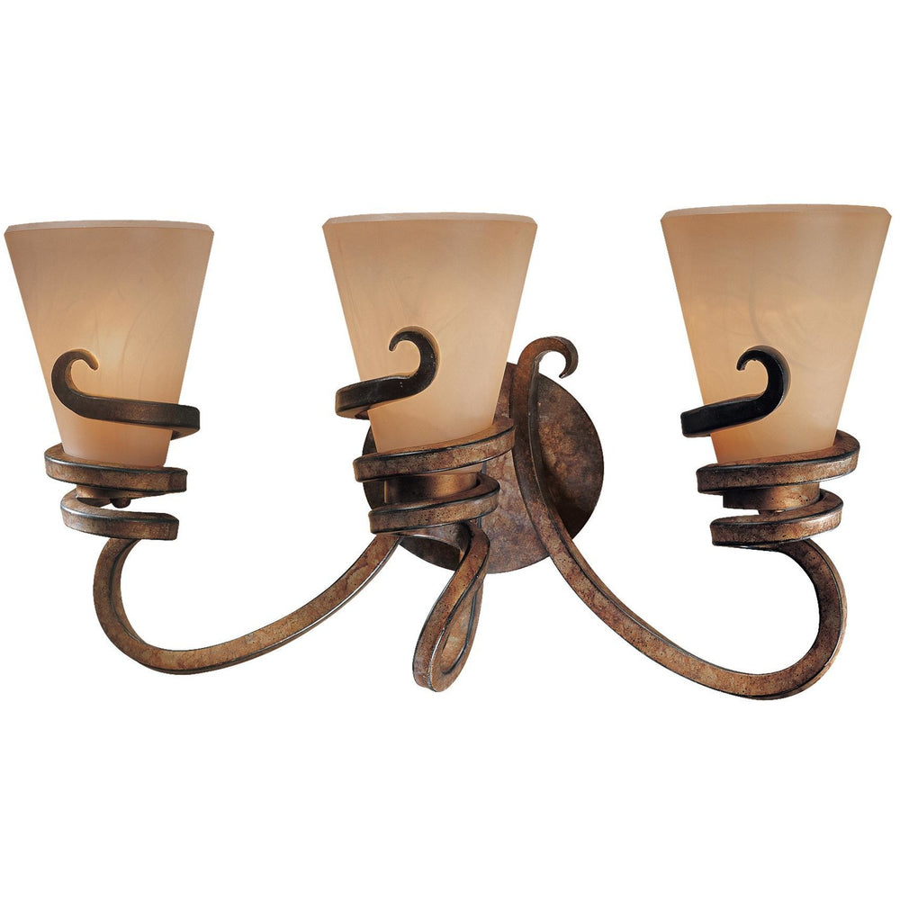 Minka Lavery 6763-211 Tofino 3 Light Bathroom Vanity Light