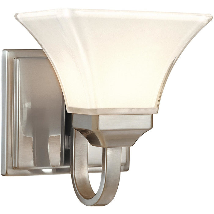 Minka Lavery 6811-84 Agilis 1 Light Bathroom Vanity Light Sconce