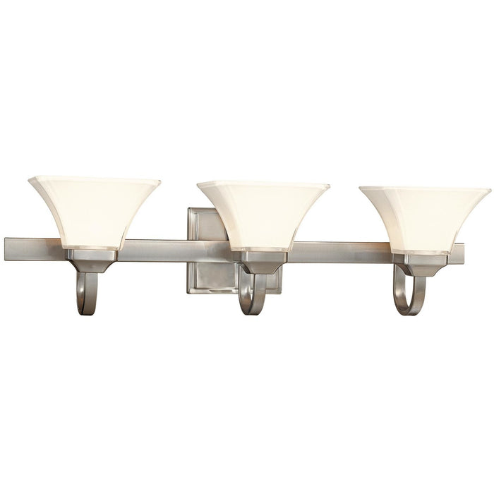 Minka Lavery 6813-84 Agilis 3 Light Bathroom Vanity Light
