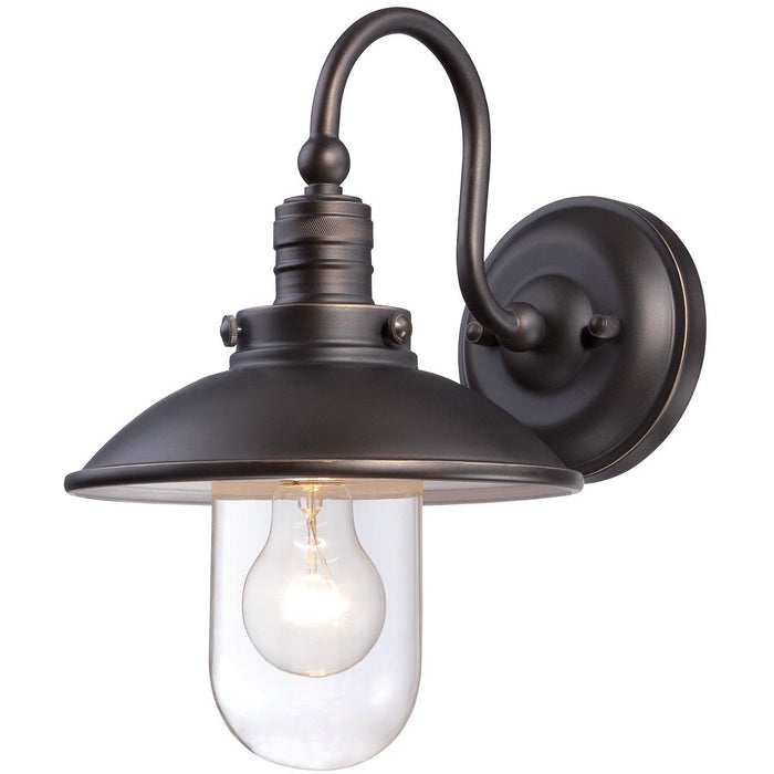 Minka Lavery Great Outdoor 71163-143C Downtown Edison 1 Light Wall Light