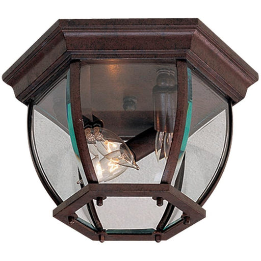 Minka Lavery Great Outdoor 71174-91 Wyndmere 3 Light Flush Mount