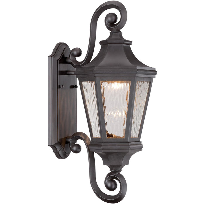 Minka Lavery Great Outdoor 71822-143-L Hanford Pointe LED Wall Light