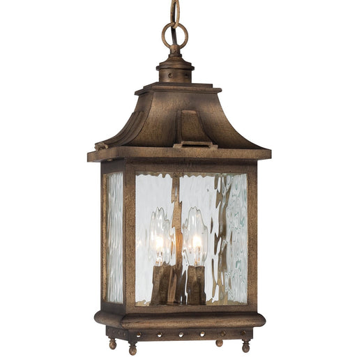 Minka Lavery Great Outdoor 72114-149 Wilshire Park 3 Light Pendant Light