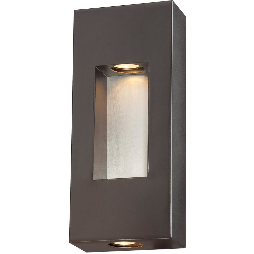Minka Lavery Great Outdoor 72371-615B Geox 2 Light Wall Light