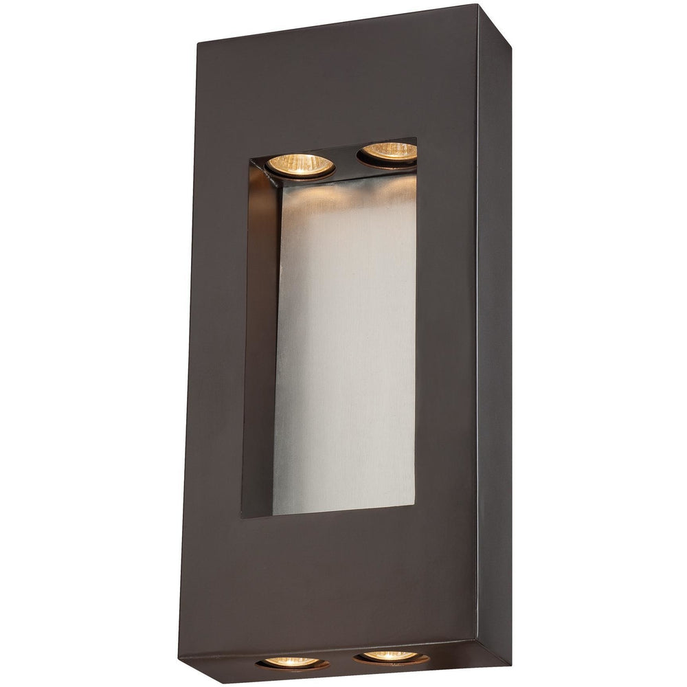 Minka Lavery Great Outdoor 72372-615B Geox 4 Light Wall Light