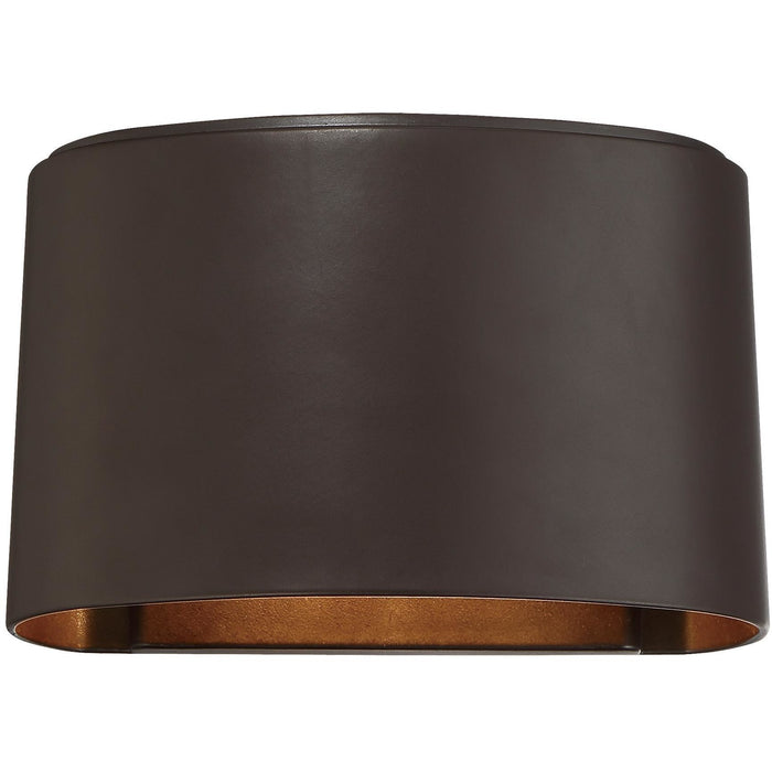 Minka Lavery Great Outdoor 72400-615B-L Everton LED Wall Light