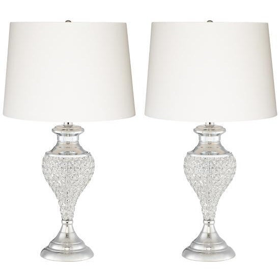 Pacific Coast Lighting 87-7923-26 Glitz and Glam Table Lamp with Crystals