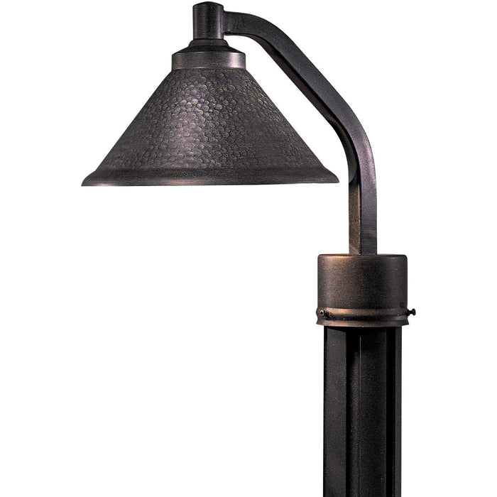 Minka Lavery Great Outdoor 8106-A138 Kirkham 1 Light Post Light