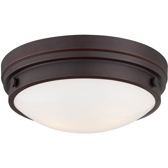 Minka Lavery 823-167 2 Light Flush Mount