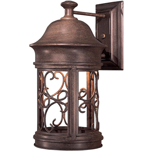 Minka Lavery Great Outdoor 8282-A61 Sage Ridge 1 Light Wall Light