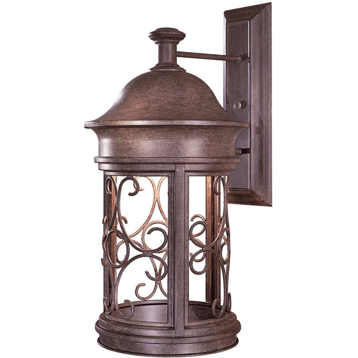 Minka Lavery Great Outdoor 8283-A61 Sage Ridge 1 Light Wall Light