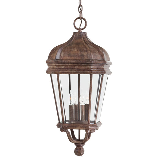 Minka Lavery Great Outdoor 8694-61 Harrison 4 Light Pendant Light