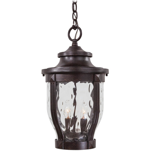 Minka Lavery Great Outdoor 8764-166 Merrimack 3 Light Pendant Light