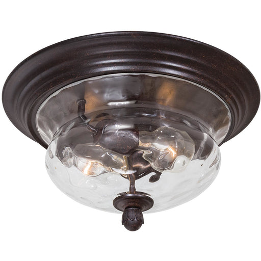 Minka Lavery Great Outdoor 8769-166 Merrimack 2 Light Flush Mount