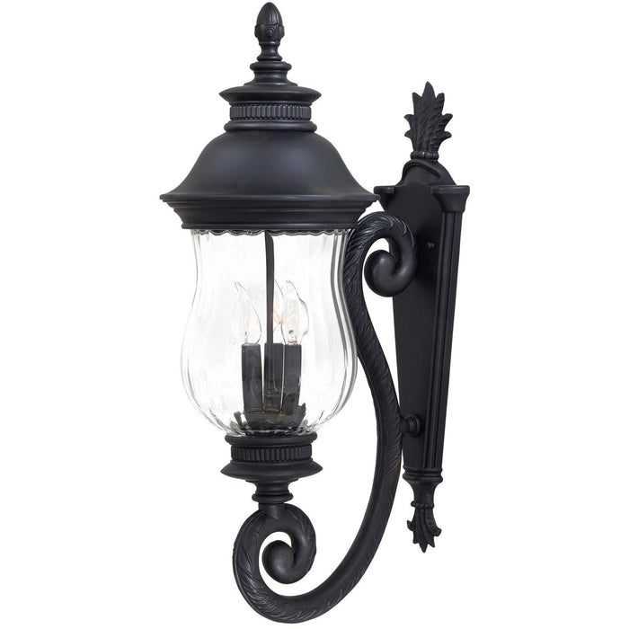 Minka Lavery Great Outdoor 8901-94 Newport 3 Light Wall Light