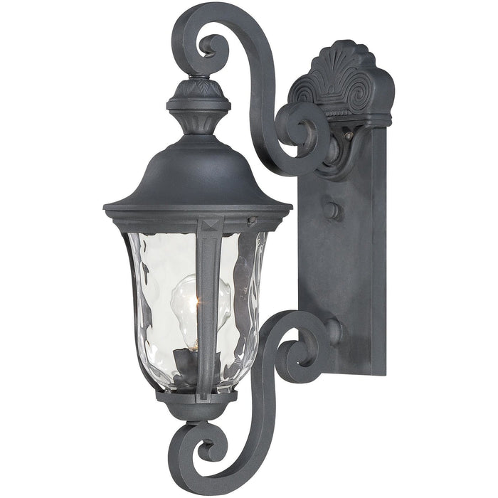 Minka Lavery Great Outdoor 8990-66 Ardmore 1 Light Wall Light