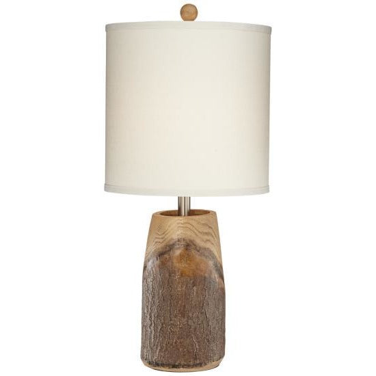 Pacific Coast 87-8115-21 Scarlet Oak Table Lamp - ALCOVE LIGHTING
