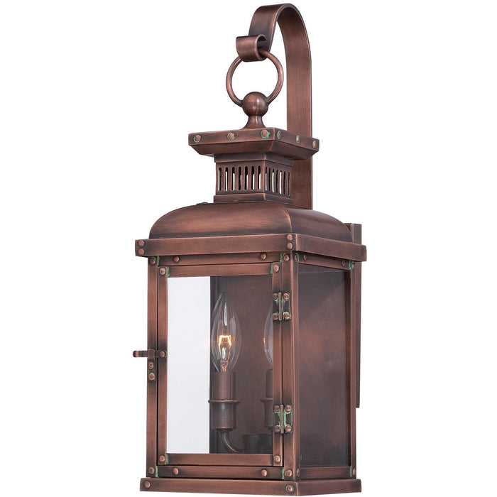 Minka Lavery Great Outdoor 9072-264 Copperton 2 Light Wall Light