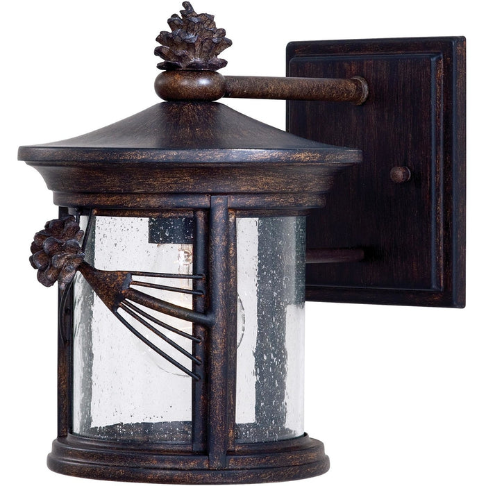 Minka Lavery Great Outdoor 9151-A357 Abbey Lane 1 Light Wall Light