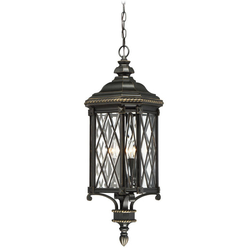 Minka Lavery Great Outdoor 9324-585 Bexley Manor 4 Light Pendant Light  sc 1 st  Alcove Lighting & Outdoor Pendant Lights