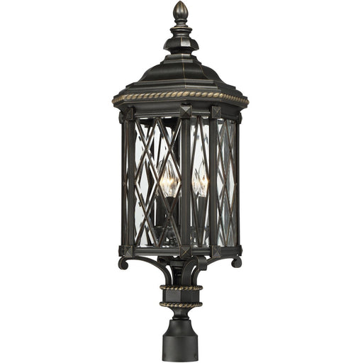 Minka Lavery Great Outdoor 9326-585 Bexley Manor 4 Light Post Light