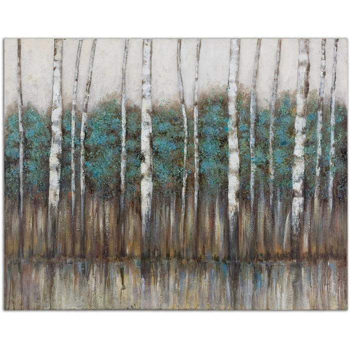 Uttermost 34284 Edge Of The Forest Canvas Art