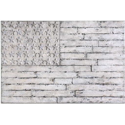 Uttermost 34365 Blanco American Wall Art