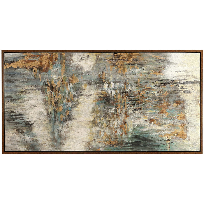 Uttermost 31414 Behind The Falls Abstract Art