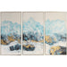 Uttermost 34370 Crashing Waves Abstract Art Set of 3