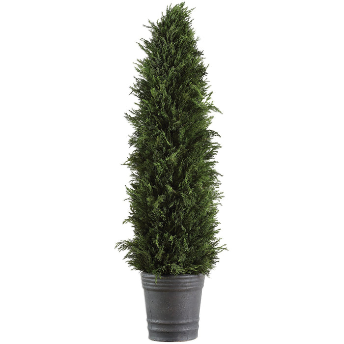 Uttermost 60139 Cypress Cone Topiary