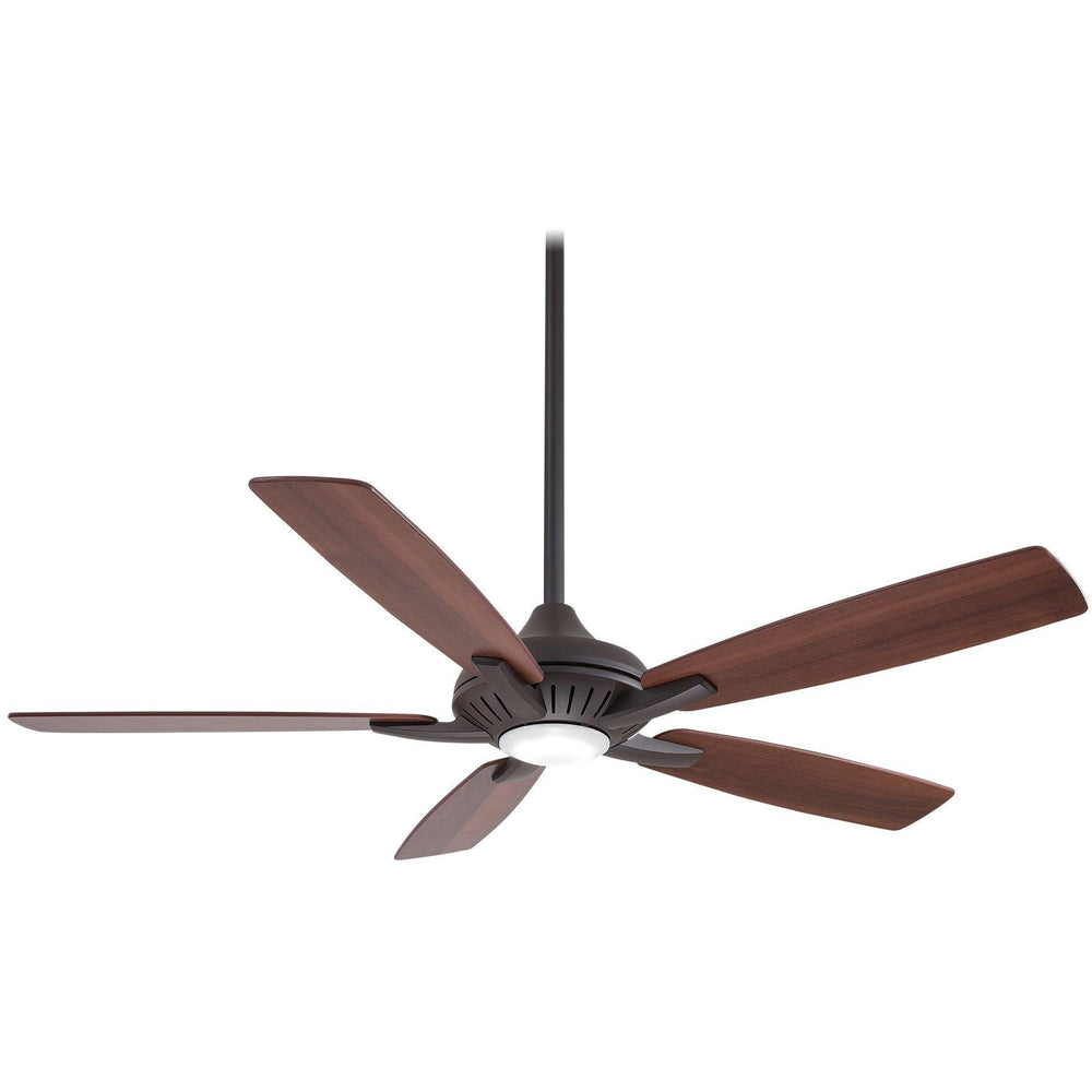 "Minka Aire F1000-ORB Dyno Oil Rubbed Bronze 52"" Ceiling Fan with Remote Control - ALCOVE LIGHTING"
