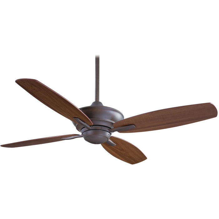 "Minka Aire F513-ORB New Era Oil Rubbed Bronze 52"" Ceiling Fan with Remote Control - ALCOVE LIGHTING"