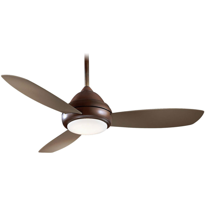 "Minka Aire F517L-ORB Concept I Oil Rubbed Bronze 52"" Ceiling Fan with Remote Control - ALCOVE LIGHTING"