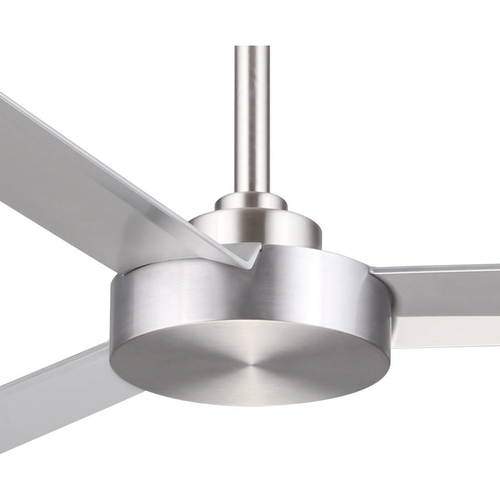 "Minka Aire F524-ABD Roto Brushed Aluminum 52"" Ceiling Fan with Wall Control"