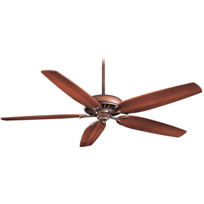 "Minka Aire F539-BCW Great Room Belcaro Walnut 72"" Ceiling Fan with Wall Control - ALCOVE LIGHTING"