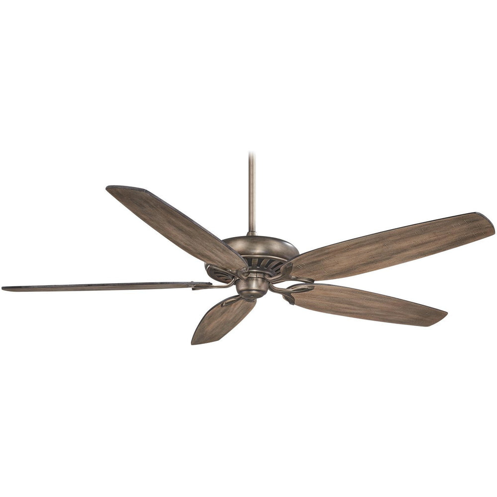 "Minka Aire F539-HBZ Great Room Heirloom Bronze 72"" Ceiling Fan with Wall Control - ALCOVE LIGHTING"