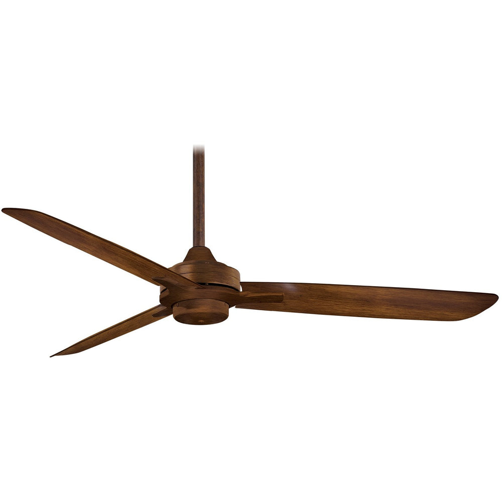 "Minka Aire F727-DK Rudolph Distressed Koa 52"" Ceiling Fan with Wall Control"