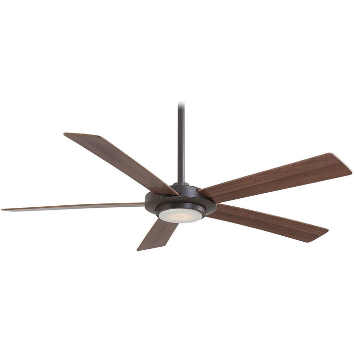 "Minka Aire F745-ORB Sabot Oil Rubbed Bronze 52"" Ceiling Fan with Remote Control - ALCOVE LIGHTING"