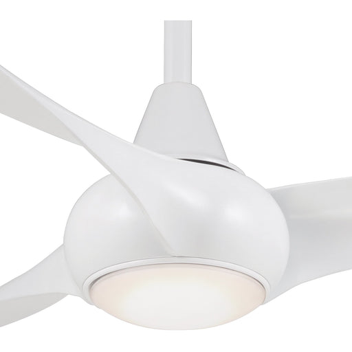 Minka Aire F844-WH Light Wave White