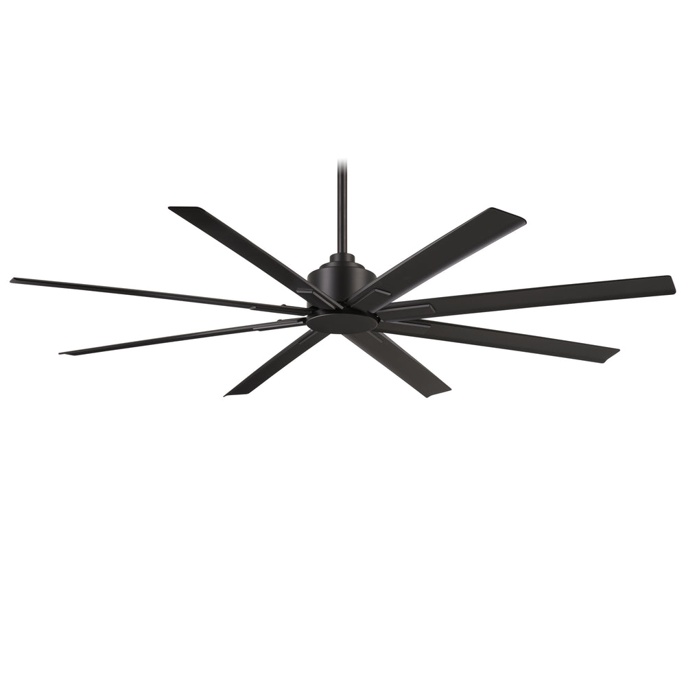 "Minka Aire F896-65-CL Xtreme H2O Coal 65"" Outdoor Ceiling Fan with Remote"