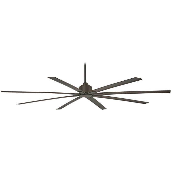 "Minka Aire F896-65-ORB Xtreme H2O Oil Rubbed Bronze 65"" Outdoor Ceiling Fan with Remote Control"