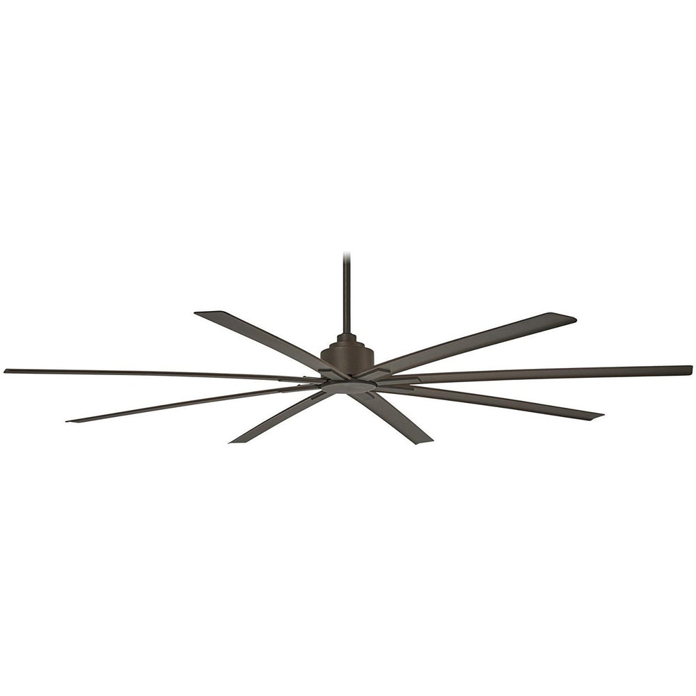 "Minka Aire F896-84-ORB Xtreme H2O Oil Rubbed Bronze 84"" Outdoor Ceiling Fan with Remote Control"