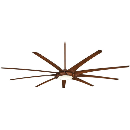 "Minka Aire F899L-DK Ninety-Nine Distressed Koa 99"" Ceiling Fan with Remote Control"