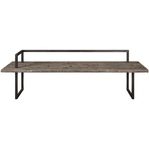 Uttermost 24701 Herbert Reclaimed Wood Bench
